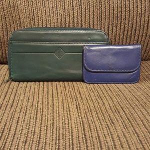 Set princess Gardner wallet